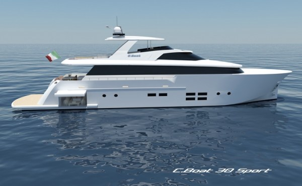 C.Boat launch two new luxury yacht models – Superyachts ...