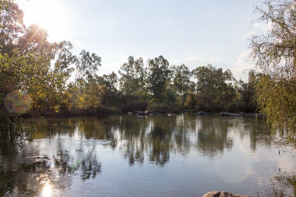 Parys - Vaal river nearO's restaurant