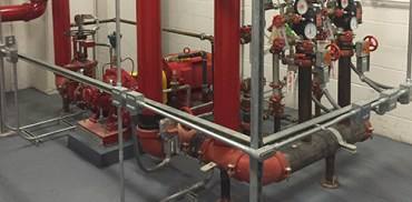 Sprinkler System - Livingston Fire Protection