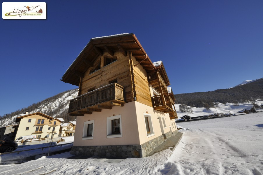 Appartamento Livigno - Al Bait da Valeriano Esterni (4)
