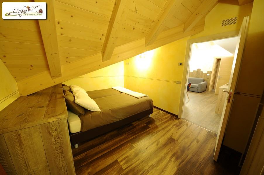 Appartamenti Livigno - Alpen Flower - Thomas Trilo - Camera 1 (4)
