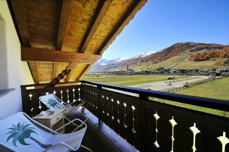 wintersport Livigno