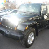 My (new to me) Black 2007 Jeep Wrangler Sahara 4 Door (JKU)