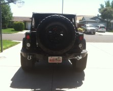 LED Taillights for Julia