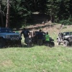 Rimrock Run with the Peak Putters
