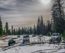 Black Diamond 4×4 -Christmas Tree Run
