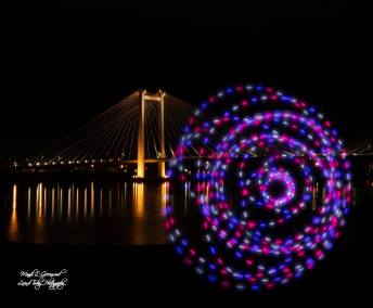 Christmas Light Painting 2019