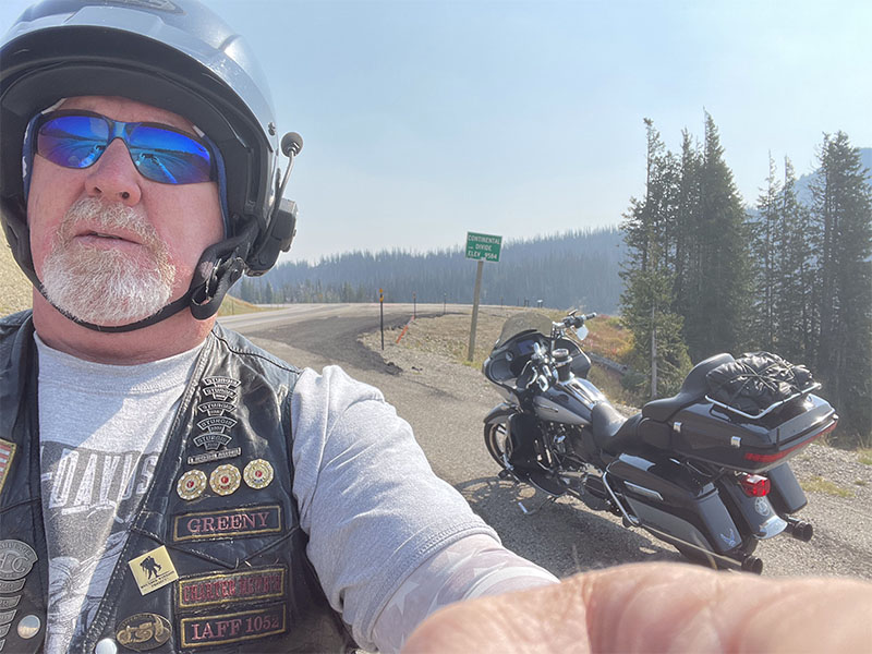 Day 2 MT to WY