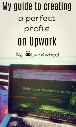 tips upwork profile