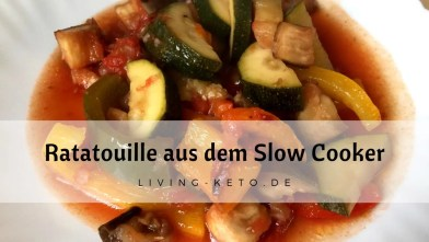 Read more about the article Ratatouille im Slow Cooker