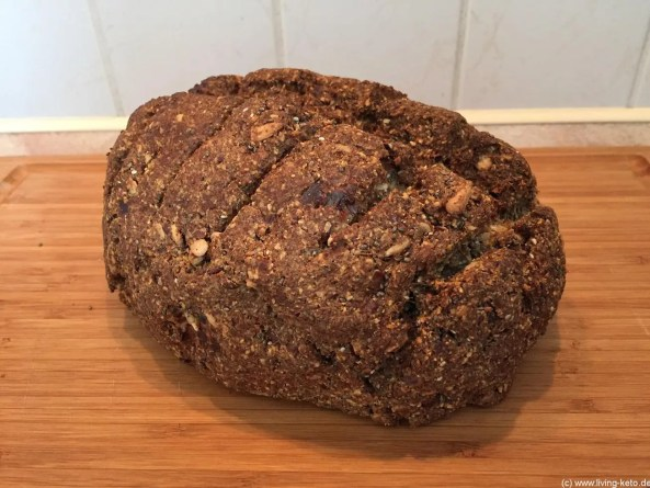 Hüttenbrot - ein ketogenes Brot