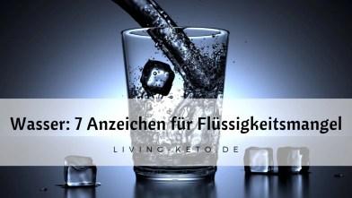 Read more about the article Wasser: 7 Anzeichen für Flüssigkeitsmangel
