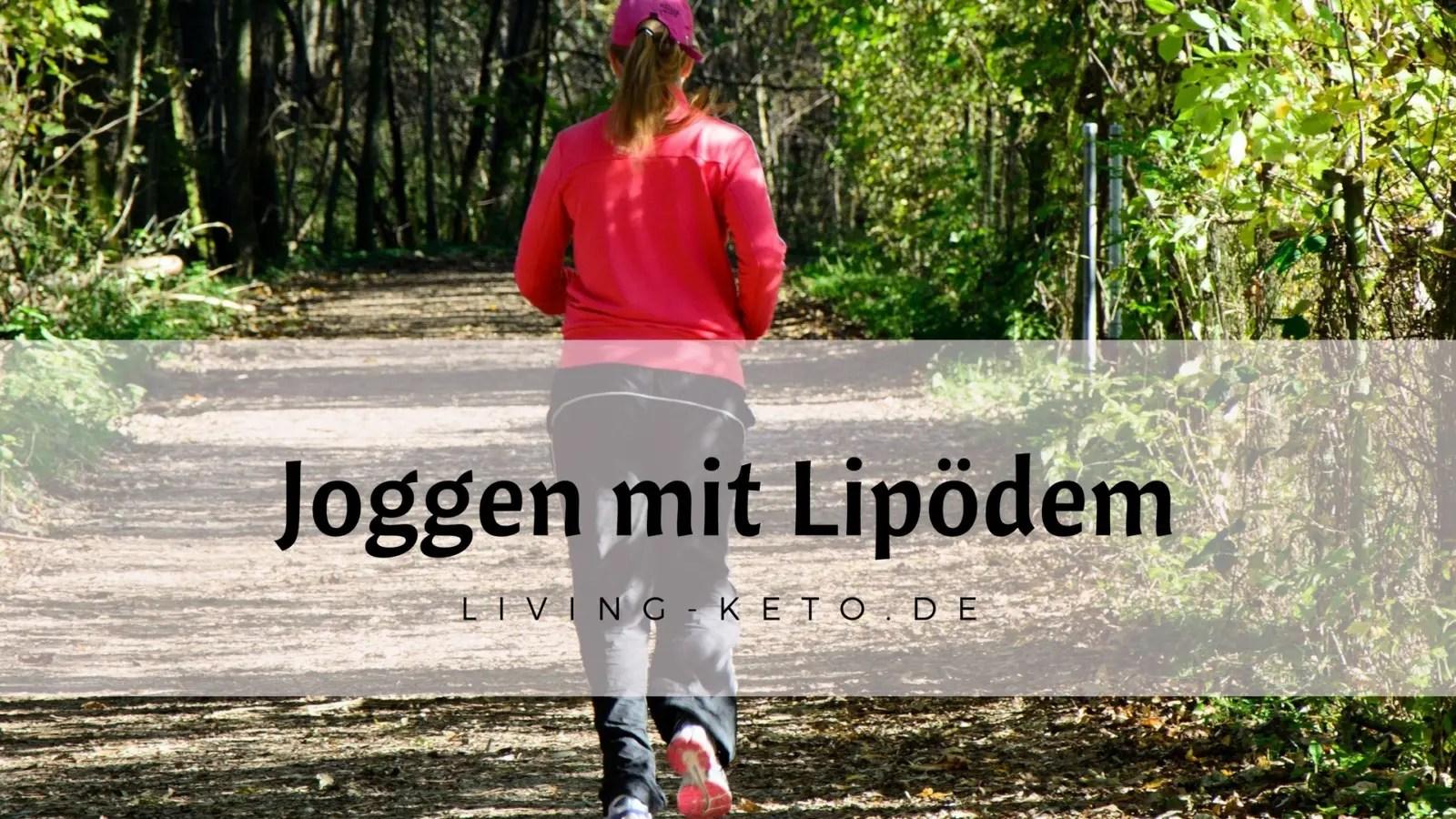 Read more about the article Joggen mit Lipödemen