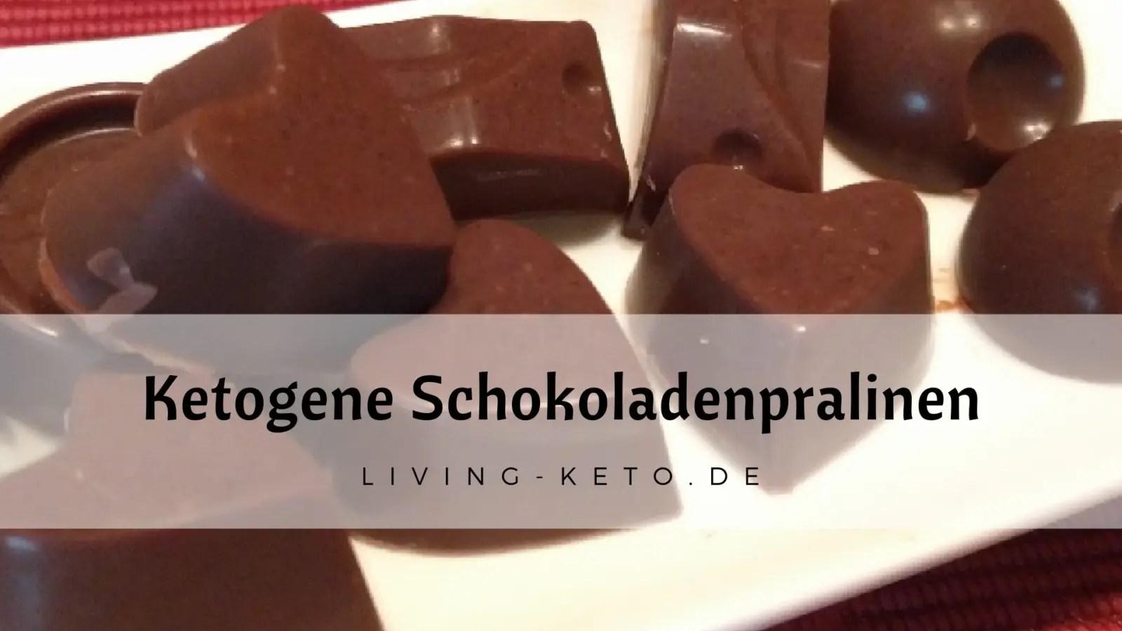 Read more about the article Ketogene Schokoladenpralinen