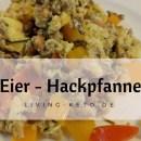 Eier-Hackpfanne