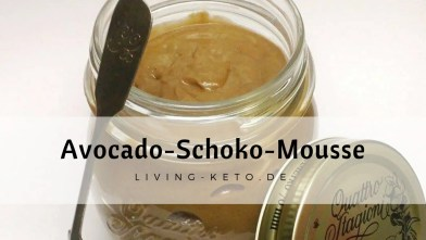 Read more about the article Avocado Schoko Mousse by Michelle