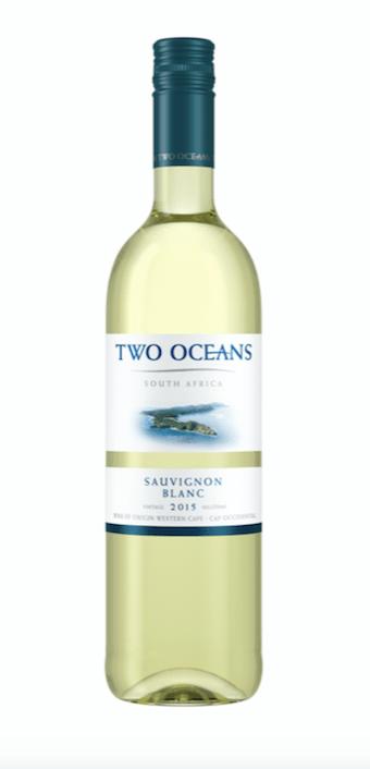 Two Oceans wine