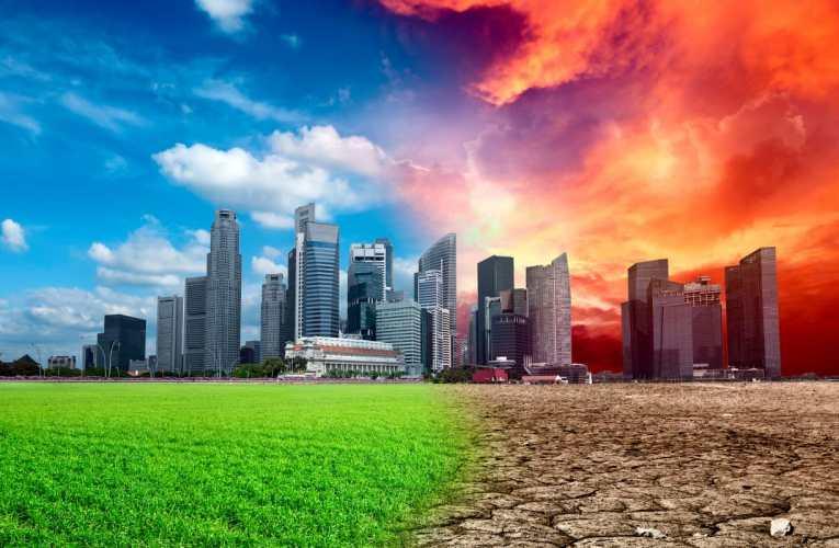 Kva er klimaendringar? (B1)
