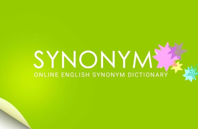 Kva ord betyr omtrent det same som …..? vanleg spørsmål til eksamen (2)