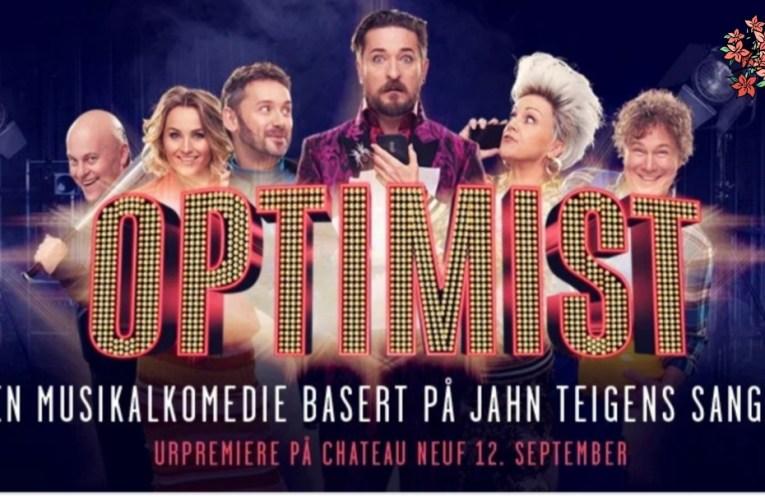 Optimist ( av Jahn Teigen )