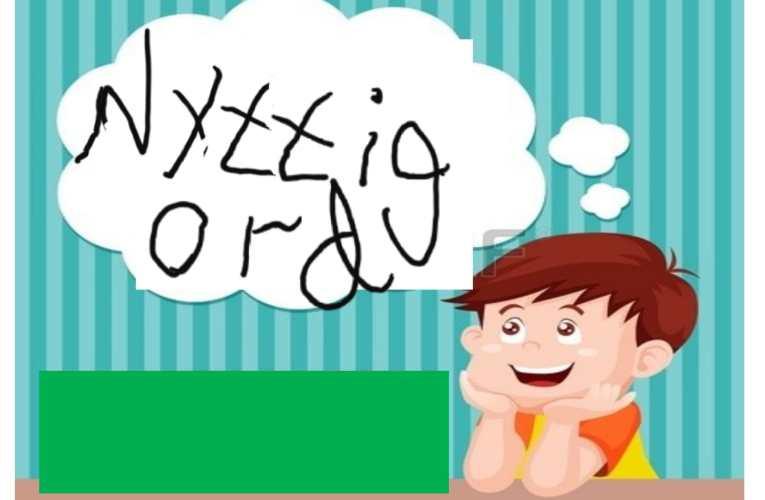 Nyttig ord (2)