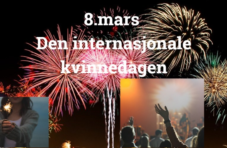Den internationale Kvinnedagen 8.mars