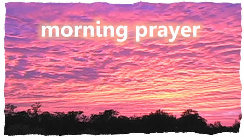 Image result for morning prayer images