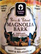 Magnolia Bark for adrenal stress