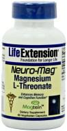 L-Theonate for brain health