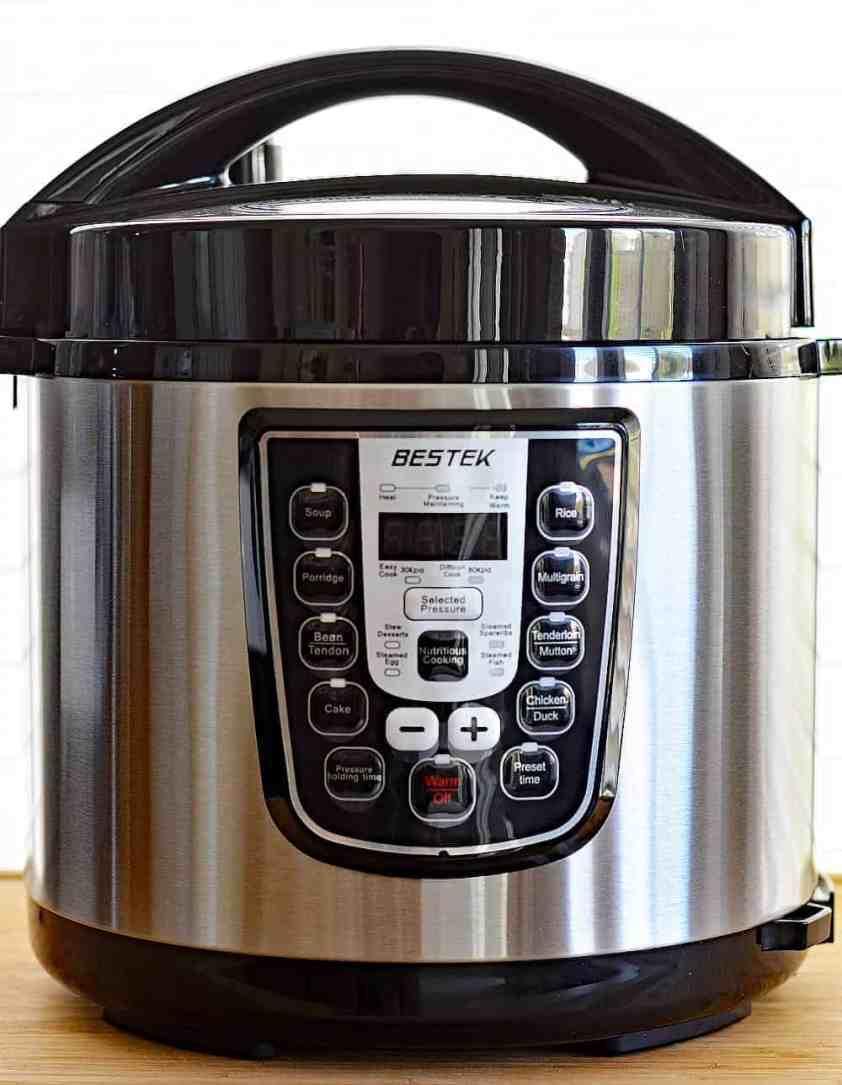 REVIEW: BESTEK Electric Pressure Cooker