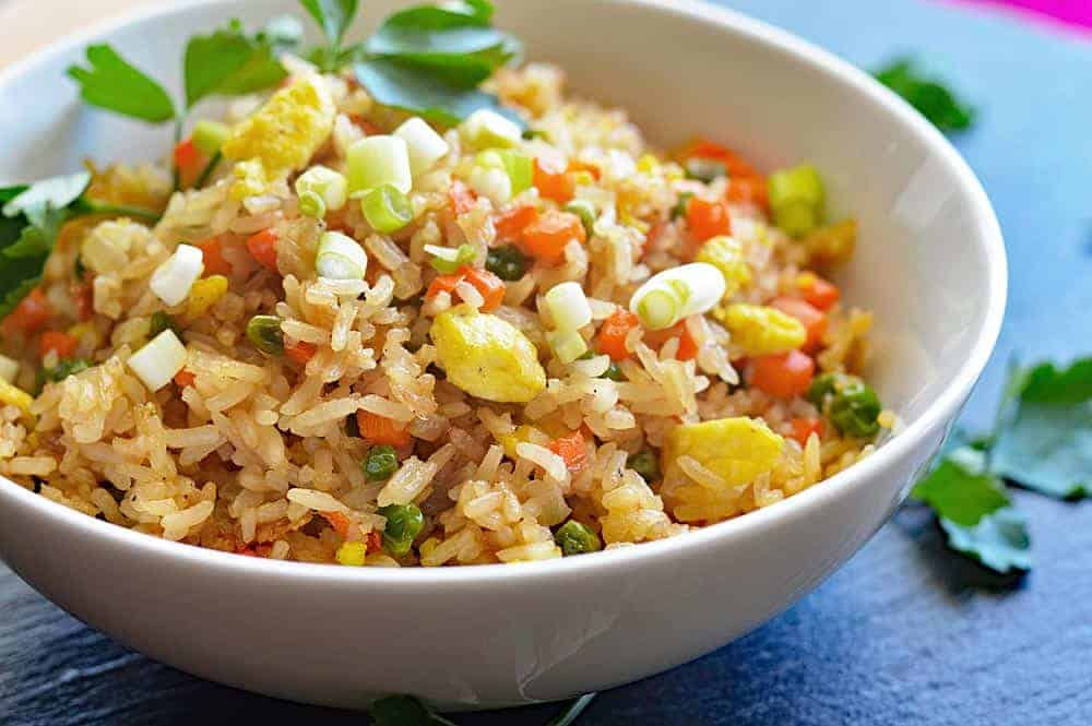 Better than panda express fried rice living vegan better than panda express fried rice ccuart Images