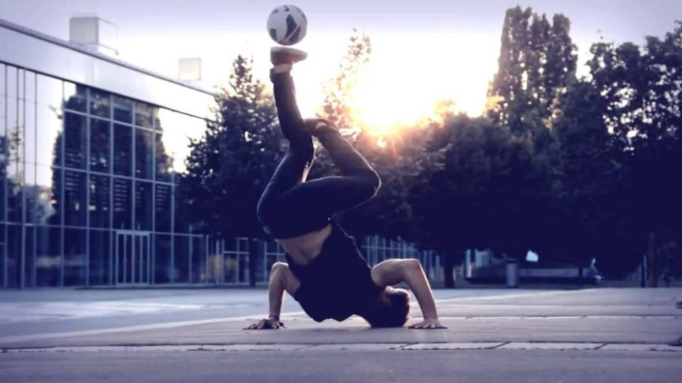 Freestyle Fútbol