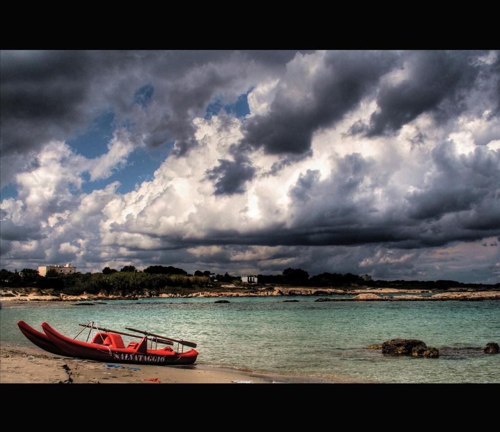 Clouds by Cinzia A Rizzo