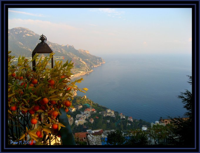 View from Palazzo Sasso by MDIANEM