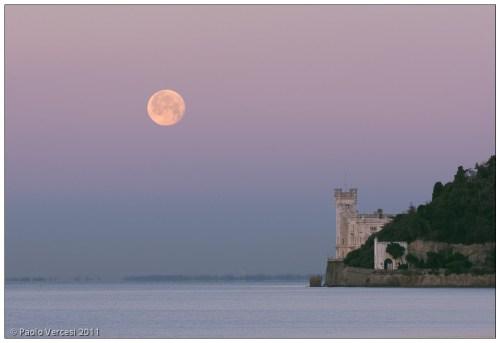 Miramare Castle by Paolo Vercesi
