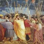 Fresco by Giotto di Bondone in Cappella degli scrovegni, Padova by Carla216
