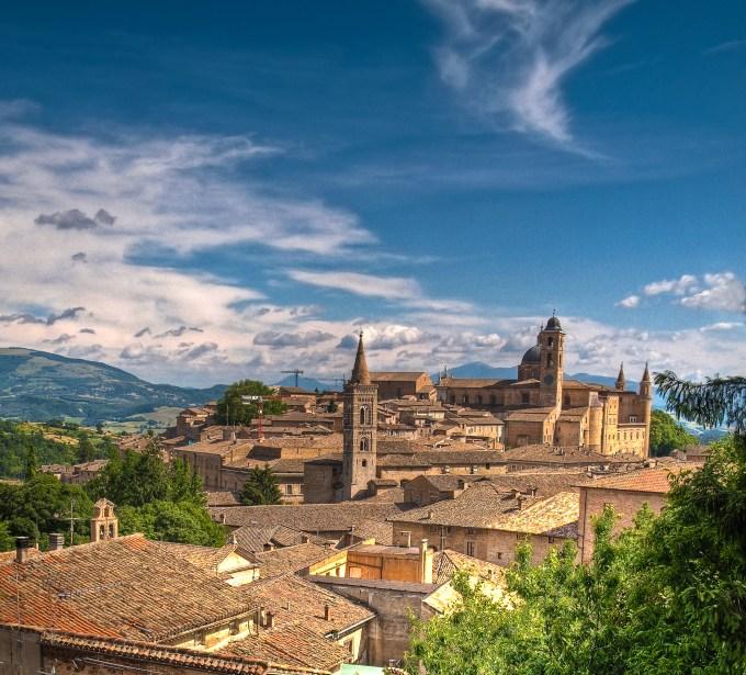 Urbino by Anguskirk