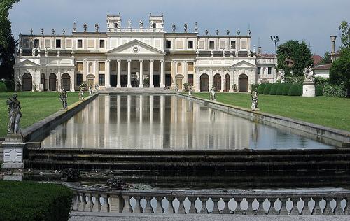 Villa Pisani by Patrick Denker