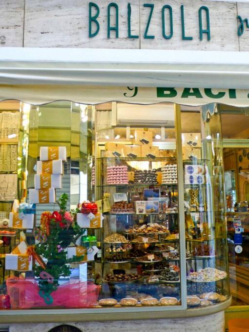 Balzola pastry shop, Alassio by Meimanrensheng