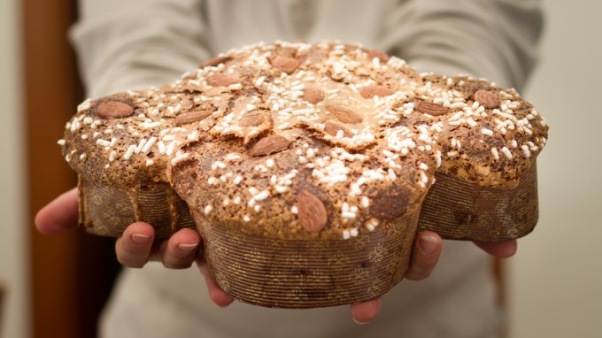 Colomba di Pasqua by Nicola