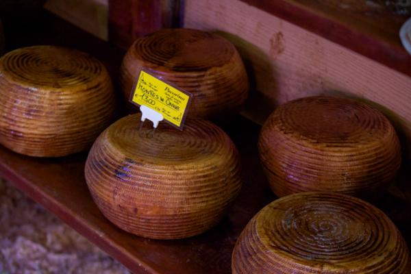 Montes in Onne pecorino cheese