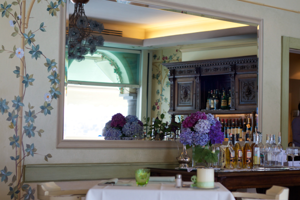 La Darsena hotel and restaurant