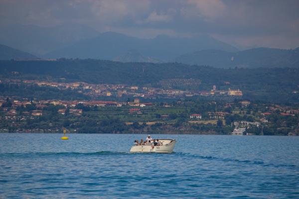 Lago di Garda from Sirmione
