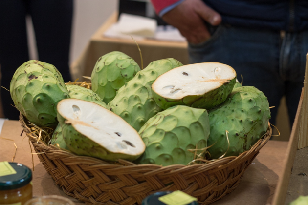Cherimoya from Calabria