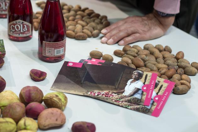 Kola nuts from Sierra Leone
