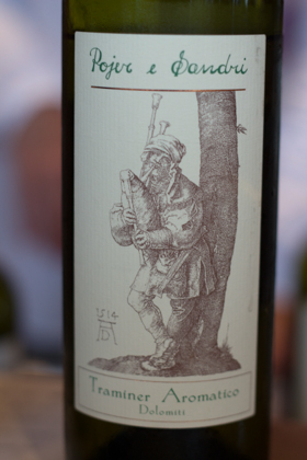 Palai Muller Thurgau IGT Vigneti delle Dolomiti