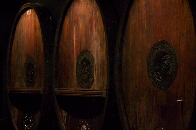 Large traditional barrels