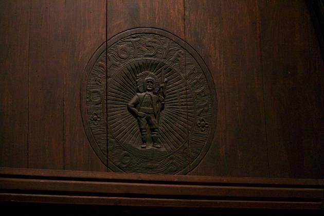 A Saltner etched on to a Hofstatter barrel