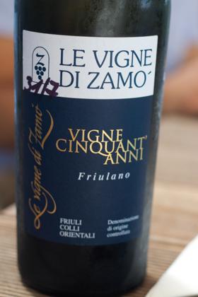Friulano Vigne 50 Anni, Colli Oriental del Friuli DOC