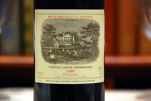 Chateau Lafite Rothschild, 1989 by Norman27